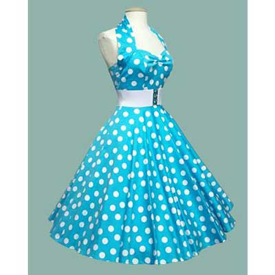 modelos de Vestidos Anos 60