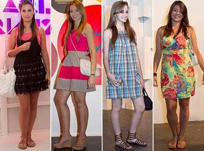 dicas de vestidos estilosos