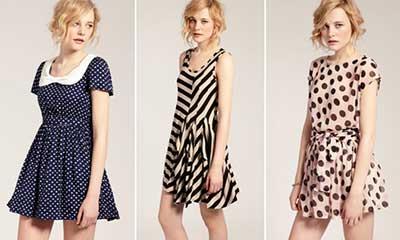 modelos de vestidos estilosos