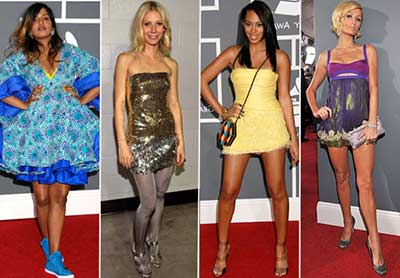 vestidos curtos da moda