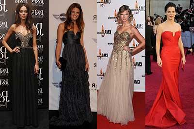 modelos de vestido de formatura