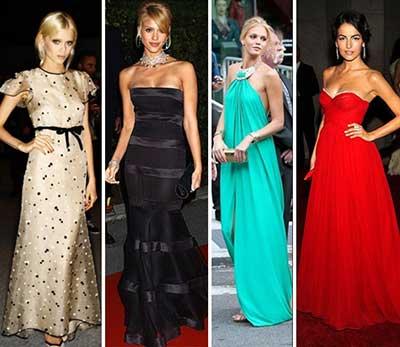fotos de vestido de formatura