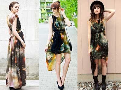 imagens de vestidos estilosos
