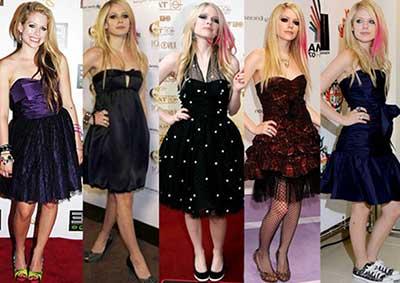 vestido de formatura da moda