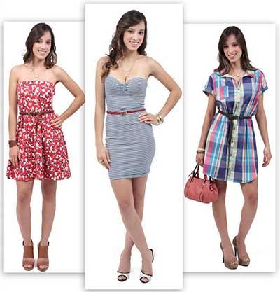 modelos de vestidos de colcci