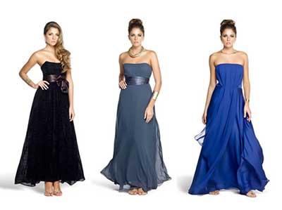 fotos de vestidos para formatura