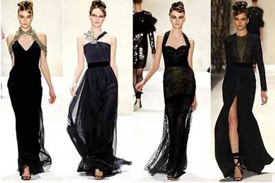 modelos pretos para todos os gostos