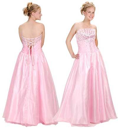 tendências de vestidos de formatura