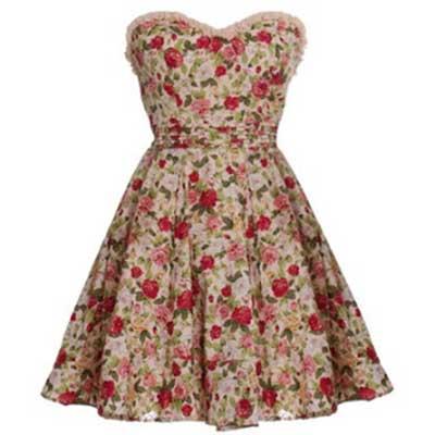 como usar vestidos