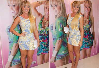 imagens de vestidos Juju Salimeni
