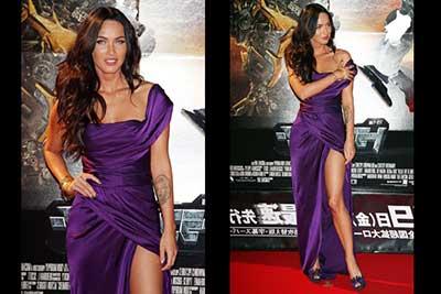 fotos de vestidos das famosas