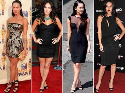 fotos de vestidos das celebridades