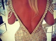 vestidos vordados