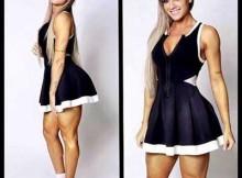 fotos de vestidos Juju Salimeni