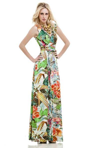 Vestido longo de festa comprar online barato