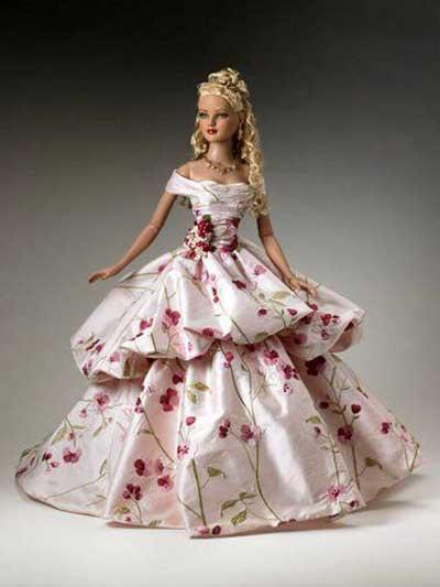dicas de vestidos da barbie