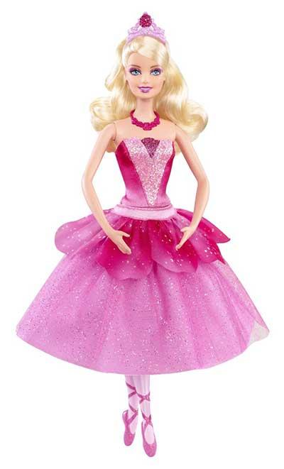 vestidos da barbie