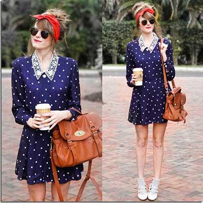 tendências de vestidos fofos