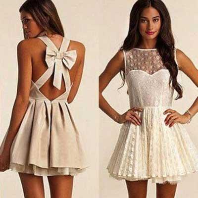 vestidos fofos