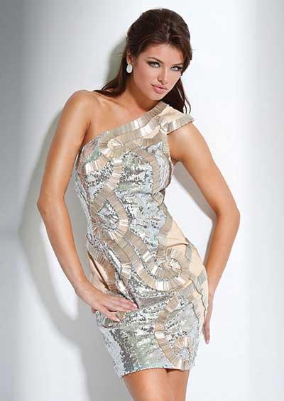 vestidos com bordados