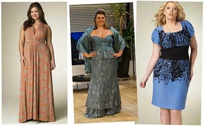 fcc532299 30 Modelos de Vestidos GG Plus Size para Gordinhas