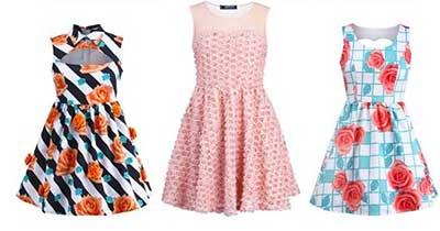 fotos de vestidos fofos