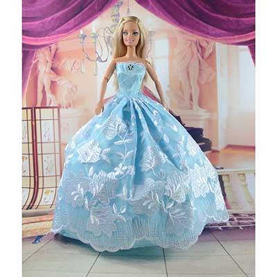 imagens de vestidos da barbie