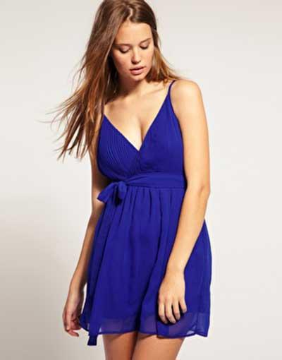 vestidos da moda feminina