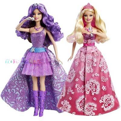 modelos de vestidos da barbie