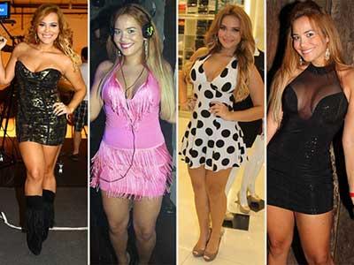 fotos de vestidos para balada