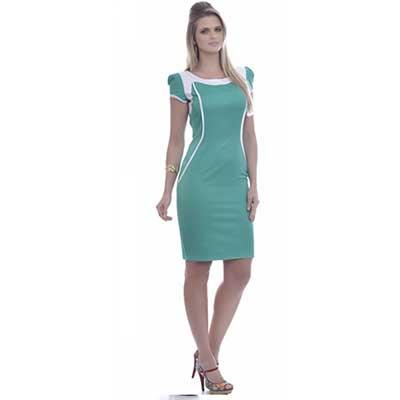 fe17e273a Modelos de Vestidos Evangélicos para Religiosas e Crentes