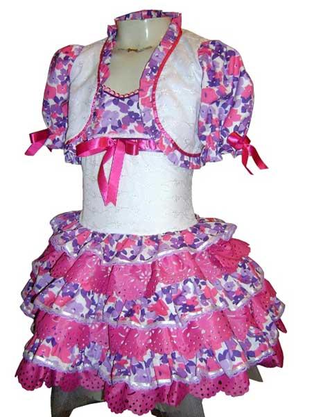 fotos de vestidos caipiras