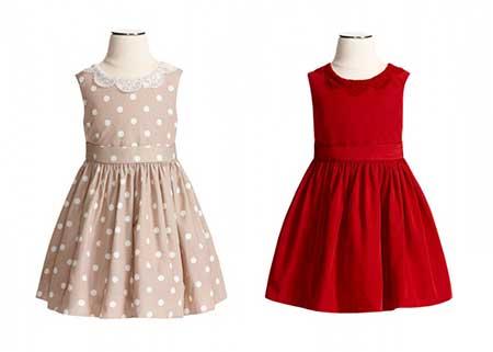 imagens de vestidos infantis