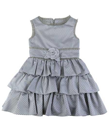 vestidos da moda infantil