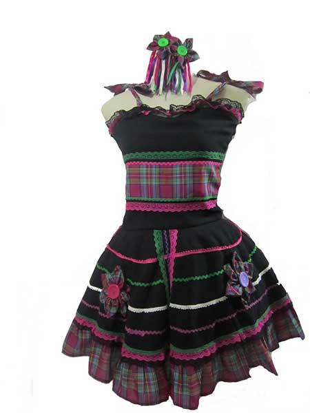 imagens de vestidos de quadrilha