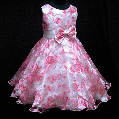 fotos de vestidos infantis