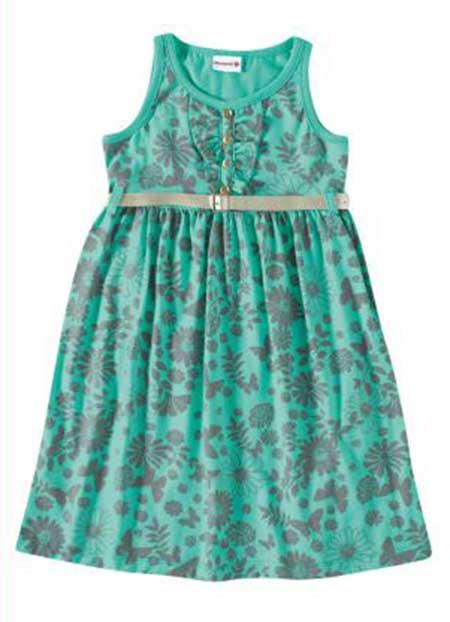 modelos de vestidos infantis