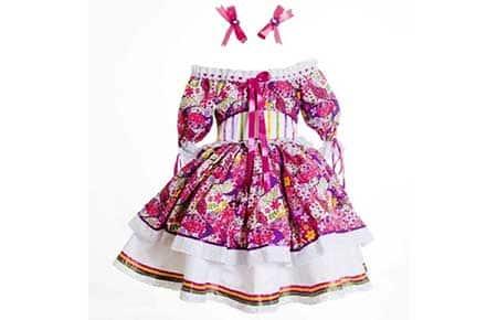 Fotos de vestidos de quadrilha modernos