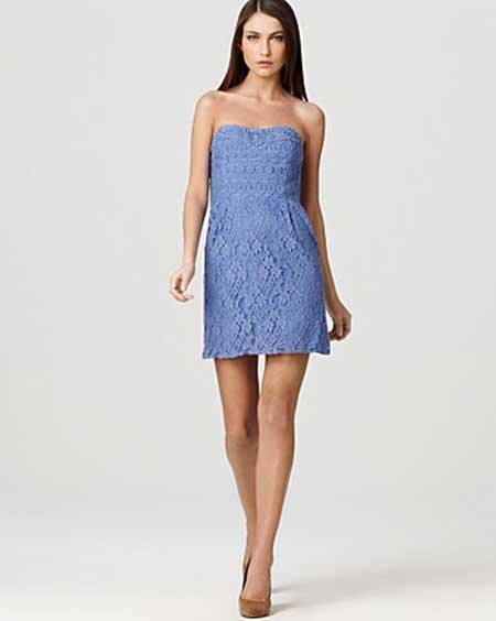 tendências de vestidos basicos