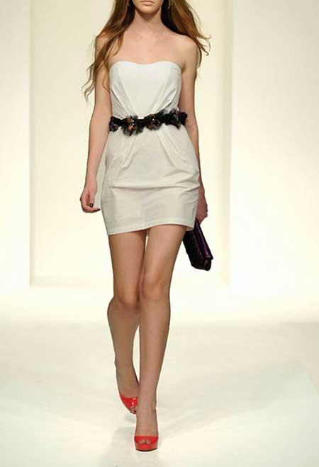 vestidos basicos da moda feminina