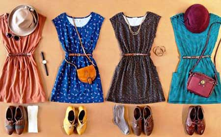 dicas de vestidos basicos