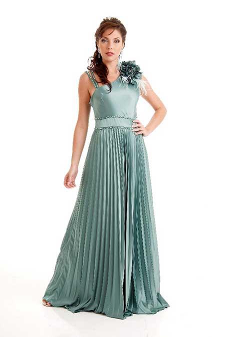 fotos de vestidos de tecidos