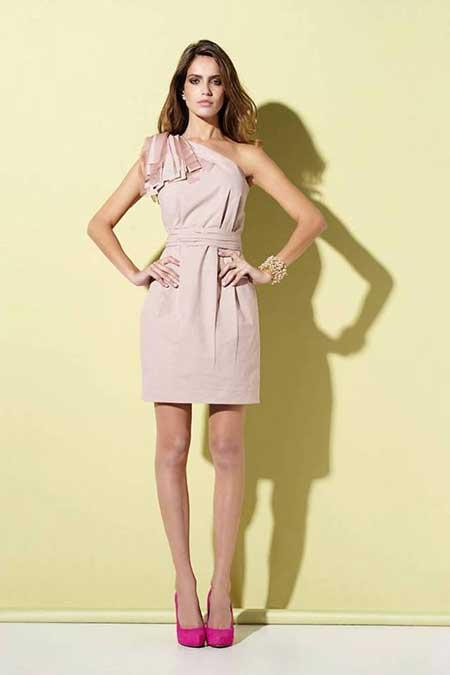 modelos de vestidos de tecidos