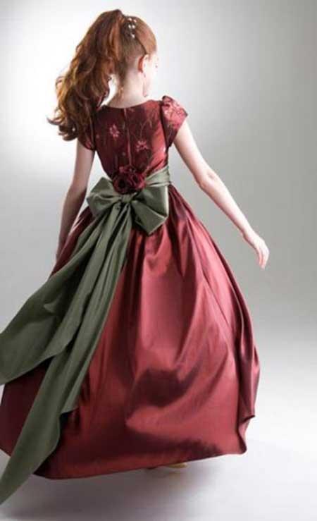 tendências de vestidos