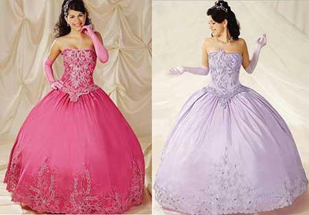 dicas de vestidos de princesa