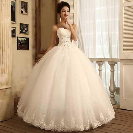 vestidos de princesa