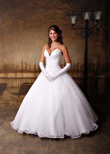 modelos de vestidos de princesa