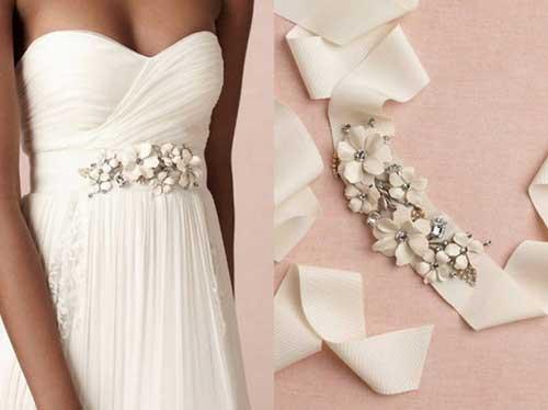 dicas de cintos para vestidos