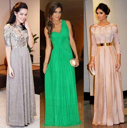 dicas de vestidos de gala